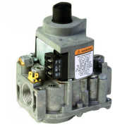 Standard Opening Gas Valve used with 24 Vac, 50/60 Hz, heating appliances, using natural, manufactured or LP gas