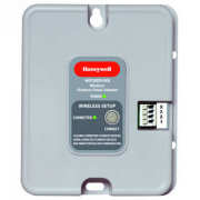 Outdoor reset solution that's easy to install. Requires C7089R1013 wireless outdoor sensor.