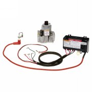 Converts atmospheric standing pilot gas systems to intermittent pilot. Max capacity of 270kBtuh